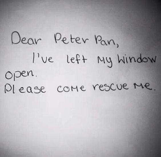 25 Peter pan Inspirational Quotes #Peter pan Quotes #Quotes