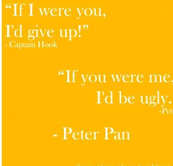 Peter Pan Quotes: 25 Peter Pan Inspirational Quotes