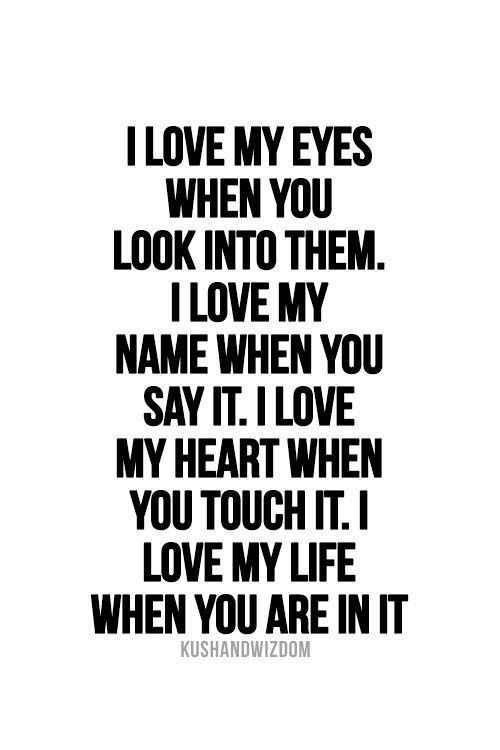 30 Love Quotes for Boyfriends #Love #Quotes