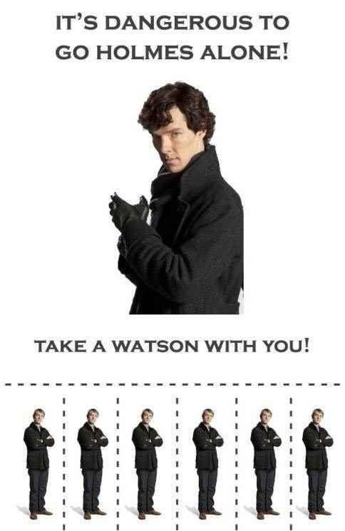 25 Sherlock Holmes Funny Quotes #Sherlock Holmes #Funny