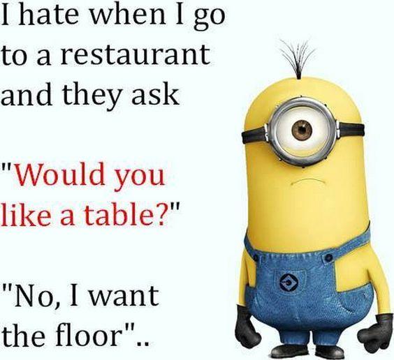 30 Minions Humor Quotes #Minions #Humor