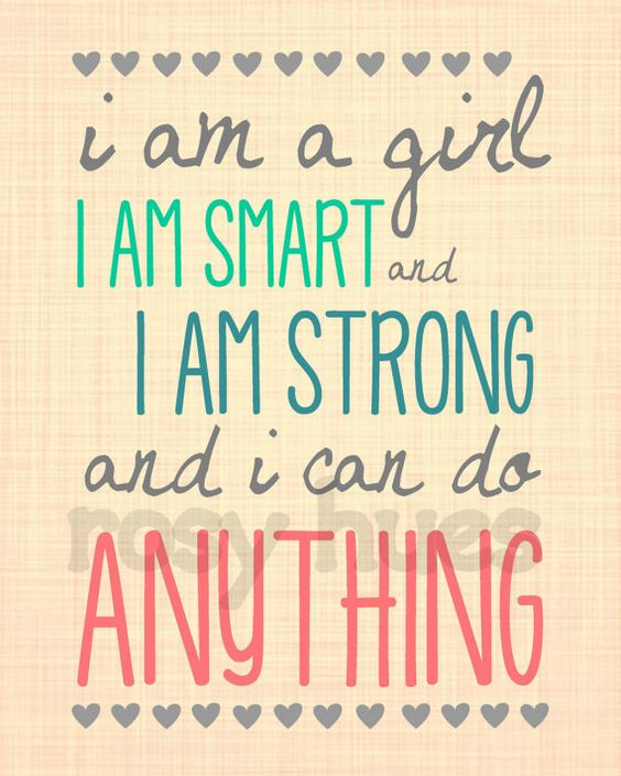 Top 30 Inspirational Quotes For Girls – Quotes And Humor