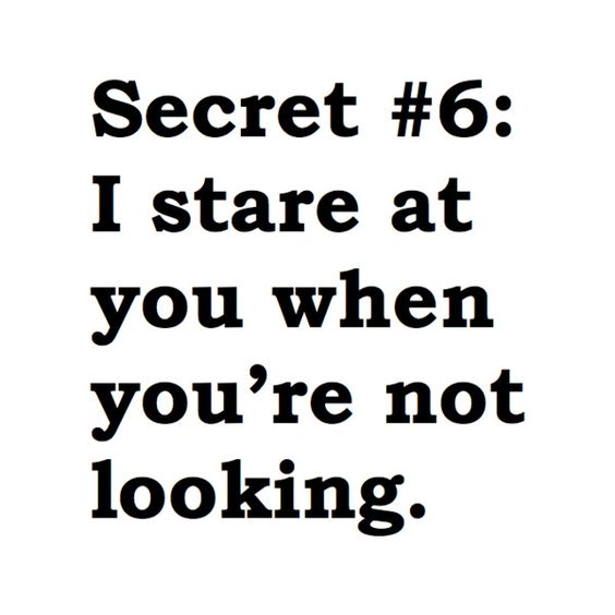 Top 30 Secret Crush Quotes – Quotes and Humor