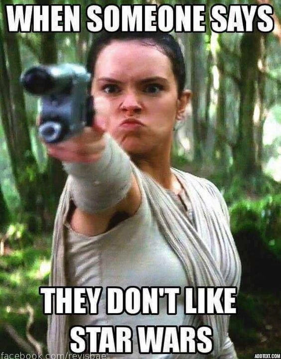 Top 25 Star Wars Humor Quotes #Star wars #Humor