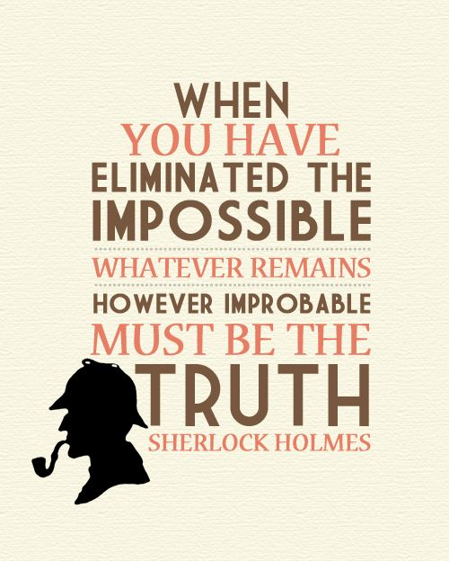 Sherlock Quotes Delectable 48 Inspiring Sherlock Holmes Quotes Quotes And Humor