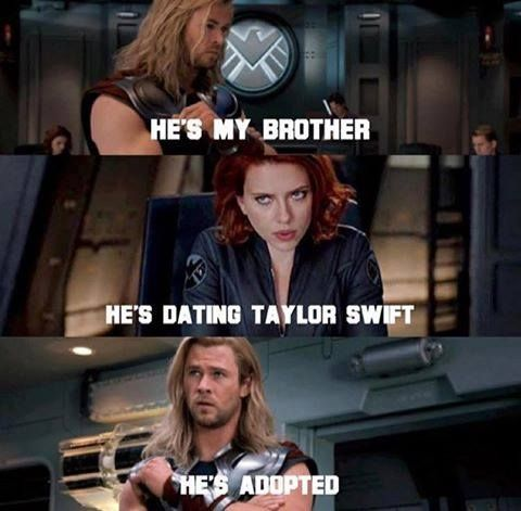 Top 29 Funny Marvel Quotes and Pics 22 #Marvel Memes