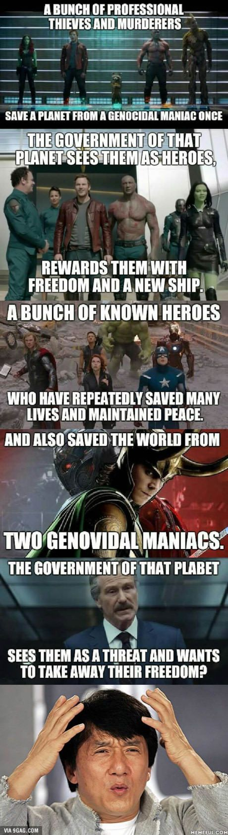 Top 29 Funny Marvel Quotes and Pics #Marvel Memes #Funny quotes