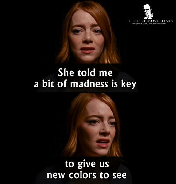 Famous Movie Quotes Adorable 48 Famous La La Land Movie Quotes Quotes And Humor