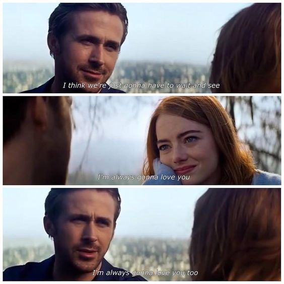 33 Famous la la land movie quotes