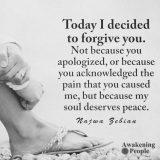 Top 25 forgiveness quotes