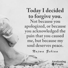 Top 25 forgiveness quotes