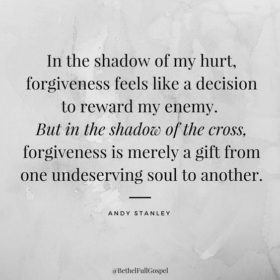 Forgiveness Essays (Examples)