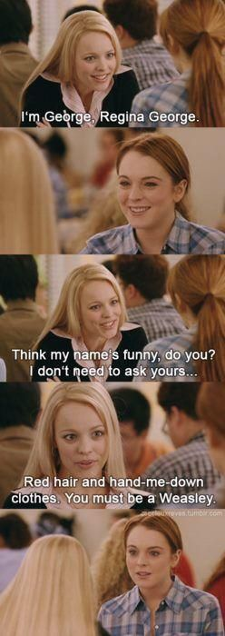 Top 28 mean girls quotes #Mean Girls #Quotes