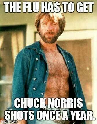 Top 30 chuck norris jokes