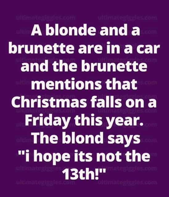 Top 29 dumb blonde jokes
