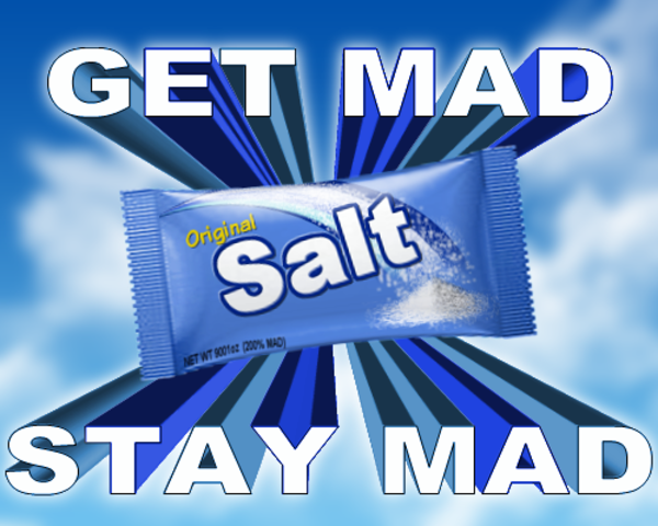 25 Funny Salty meme