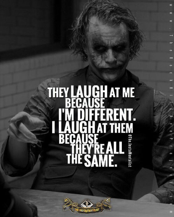 Top 28 Joker Quotes Quotes And Humor