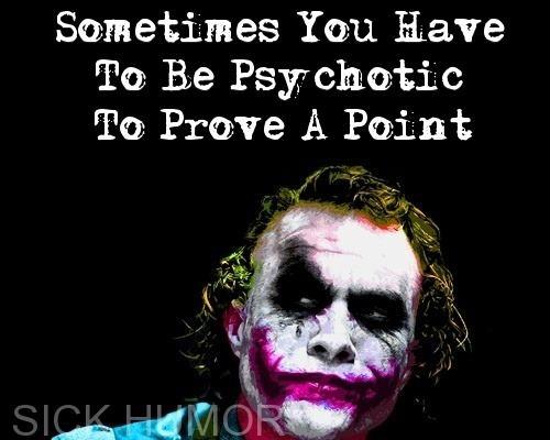 Joker Quotes: Top 28 Joker Quotes