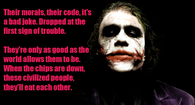 Top 28 joker quotes