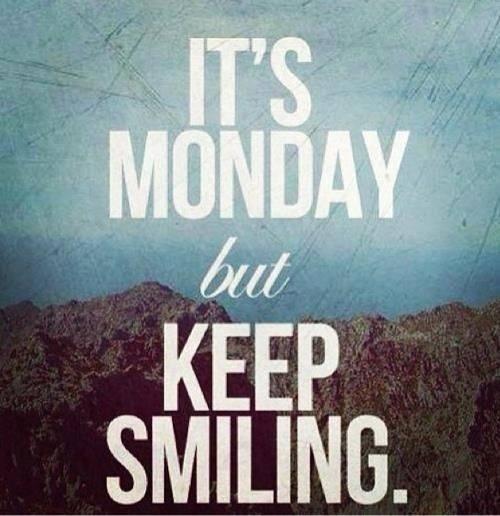20 Happy Monday Quotes