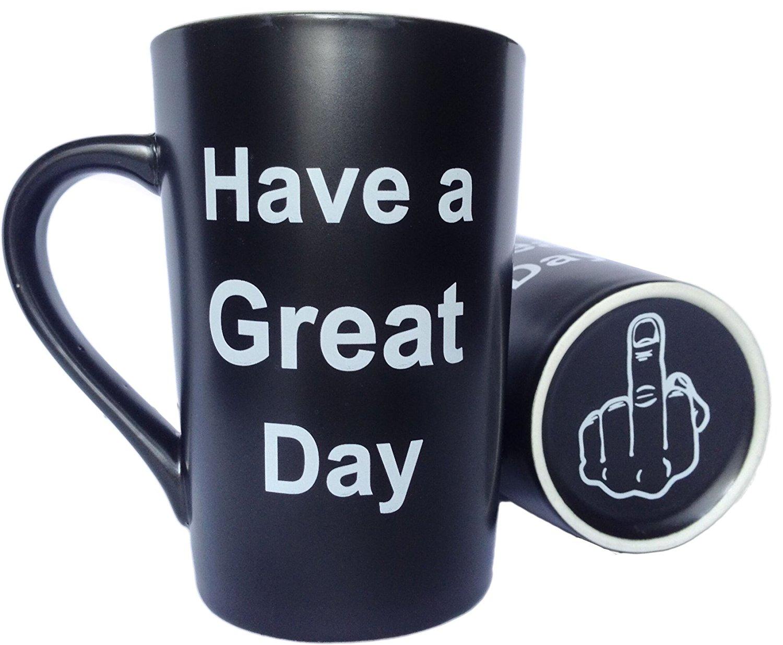 Have great day mug