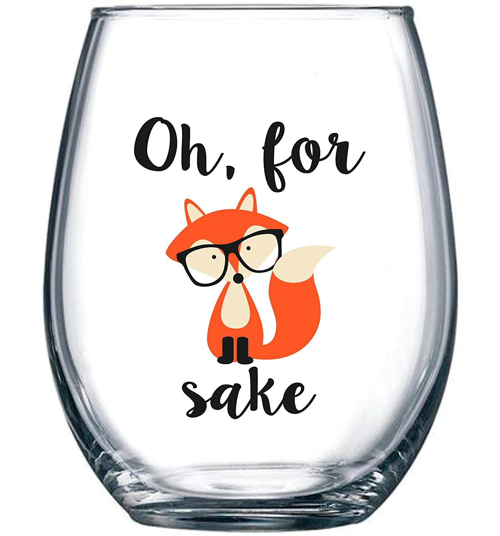 For foxs sake glass