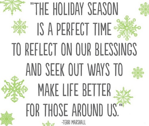 Image result for holiday season quote