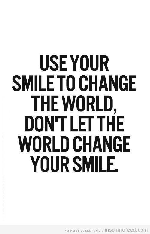Top 27 Smile Quotes | Quotes and Humor