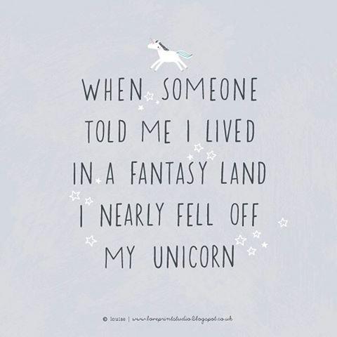 Unicorn Sayings