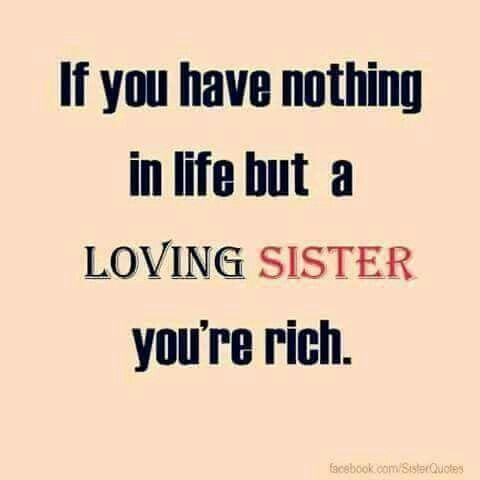 Love You Sister Quotes Fascinating 25 Sister Love Quotes  Quotes And Humor
