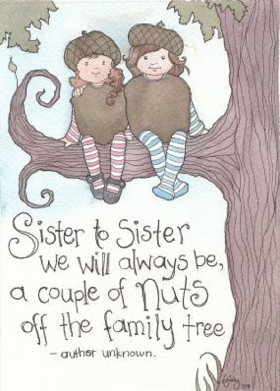 Tremendous 25 Sister Love Quotes Quotes And Humor Personalised Birthday Cards Veneteletsinfo