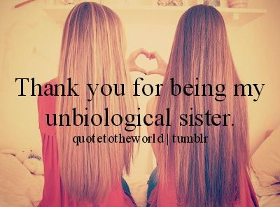 23 Friends like Sisters Quotes