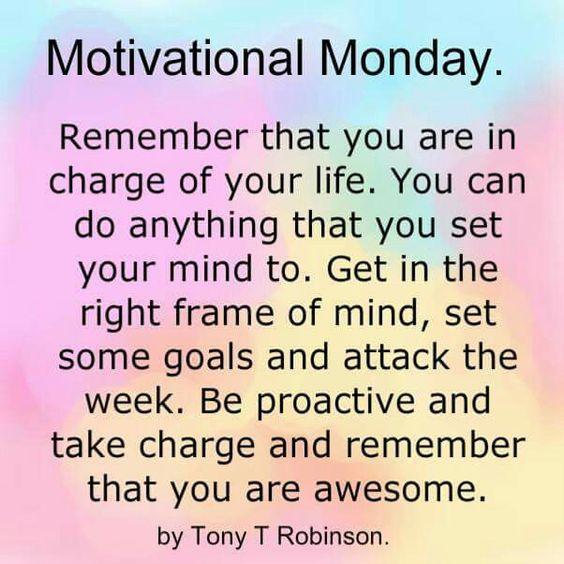 Motivational Mondays Quotes: 25 Monday Motivation Quotes