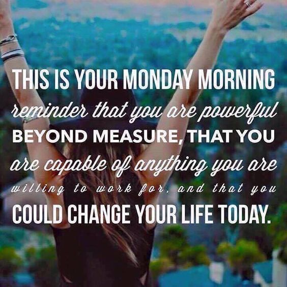 25 Highly Motivational Quotes: 25 Monday Motivation Quotes
