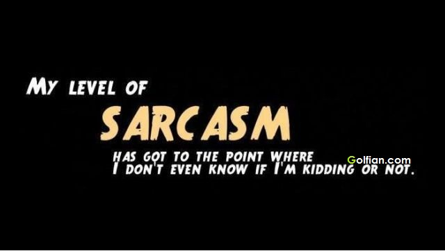 Sarcastic meaning and examples