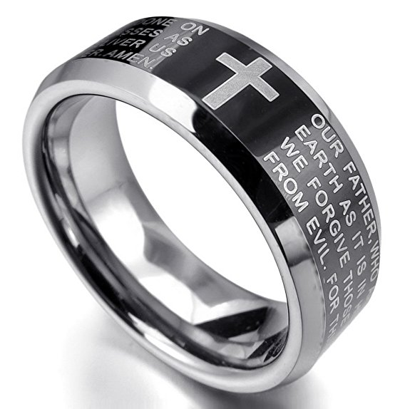 Tungsten ring band
