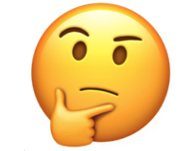 Thinking meme face