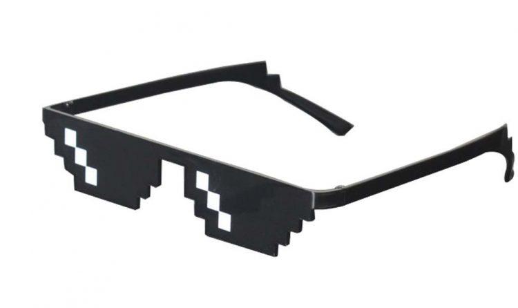 thug life glasses 2