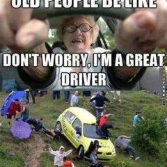 Old People Memes
