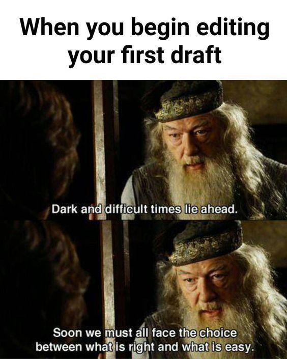 Writing memes
