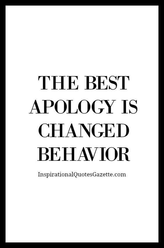 Apology Quotes Quotes And Humor