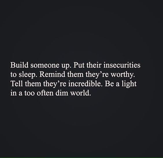 Insecurity Quotes