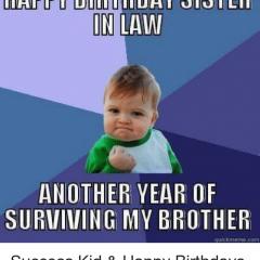 Read Now: Trending 24 Sister in Law Memes