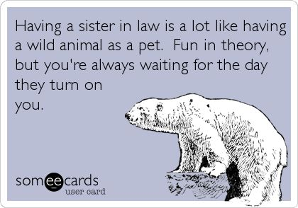Read Now Trending 24 Sister In Law Memes Quotes And Humor
