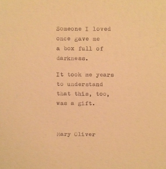Mary Oliver's Top 15 Quotations