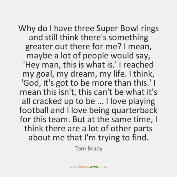 Top 20 Super bowl Quotes