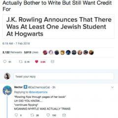 Top 20 JK Rowlings Memes