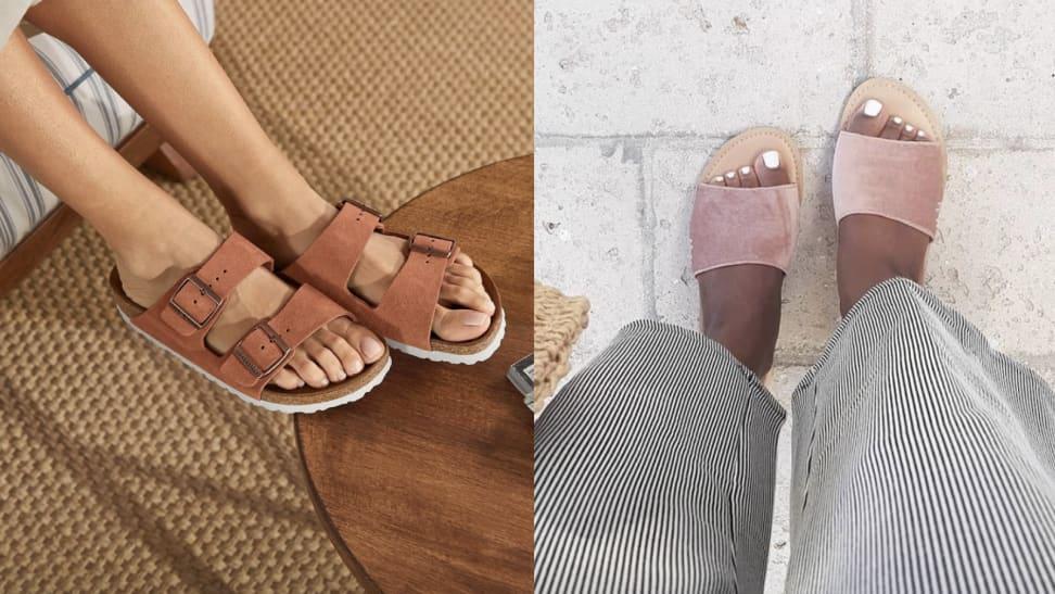 Pillow Slides Shoes Reviews