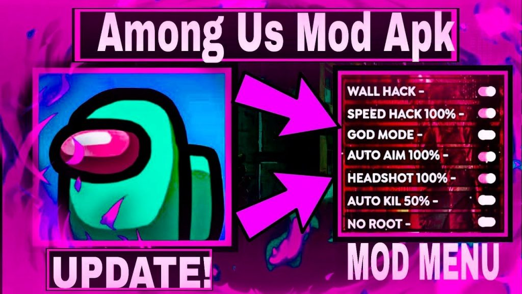 Among Us Mod Menu Pc Download
