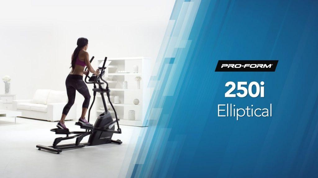 Proform 150I Elliptical Reviews